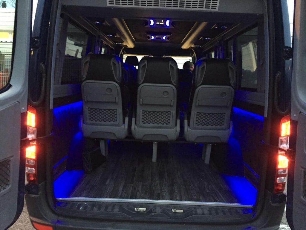 Mercedes Sprinter Van 1